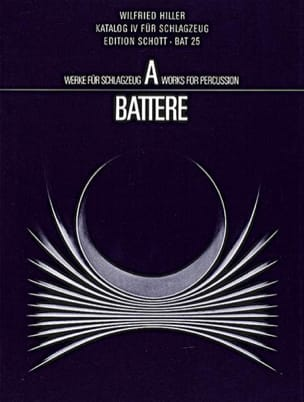 Katalog IV - Wilfried Hiller - Partition - laflutedepan.com
