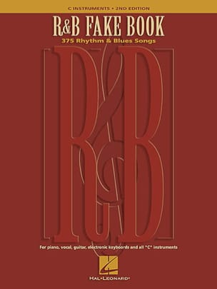 R&B fake book - 2nd Edition - Partition - Jazz - laflutedepan.com