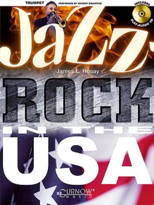 Jazz Rock In The U.S.A. James L. Hosay Partition laflutedepan