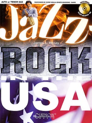 Jazz Rock In The USA - James L. Hosay - Partition - laflutedepan.com