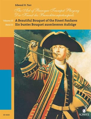 Edward H. Tarr - The Art Of Baroque Trumpet Playing Volume 3 - Sheet Music - di-arezzo.co.uk