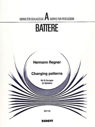 Hermann Regner - Changing Patterns - Sheet Music - di-arezzo.com