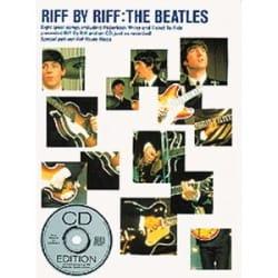 Riff By Riff The Beatles - BEATLES - Partition - laflutedepan.com