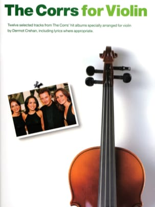 The Corrs - The Corrs For Violin - Partition - di-arezzo.fr
