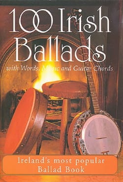 - 100 Irish Ballads Paroles Mélodie Et Accords - Sheet Music - di-arezzo.co.uk