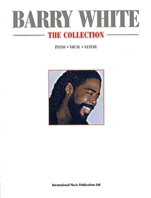 Barry White - The Collection - Sheet Music - di-arezzo.co.uk