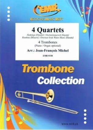 Händel / Mouret / Haydn - Partition - di-arezzo.fr