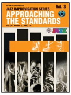 Approaching the standards volume 3 Willie L. Hill, Jr Dr. laflutedepan