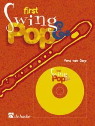 First Swing Pop Gorp Fons Van Partition Flûte à bec - laflutedepan