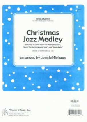 - Christmas Jazz Medley - Partition - di-arezzo.fr