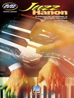 Jazz Hanon Peter Deneff Partition Jazz - laflutedepan