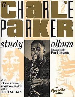 Charlie Parker - Study Album - Partition - di-arezzo.fr