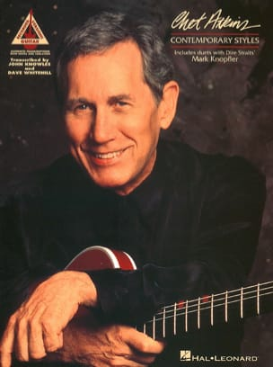 Contemporary Styles Chet Atkins Partition Jazz - laflutedepan