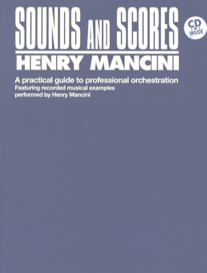 Henry Mancini - Sounds And Scores - Book - di-arezzo.co.uk