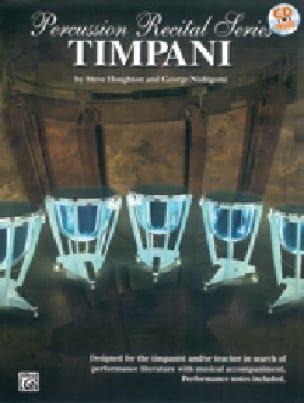 Houghton S. / Nishigomi G. - Timpani - Partition - di-arezzo.fr