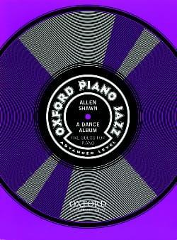 A Dance Album - Allen Shawn - Partition - Jazz - laflutedepan.com