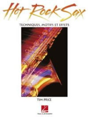 Tim Price - Hot Rock Sax - Sheet Music - di-arezzo.co.uk