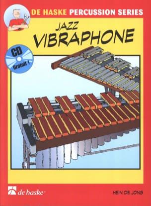Hein De Jong - Jazz Vibraphone - Partition - di-arezzo.fr