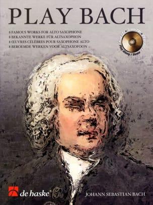 Johann Sebastian Bach - Play Bach - Partition - di-arezzo.fr