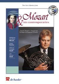 Mozart & His Contemporaries - Partition - di-arezzo.fr