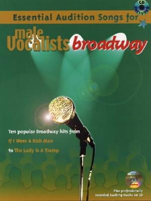 - Canciones de audición esencial para vocalistas masculinos - Broadway - Partitura - di-arezzo.es