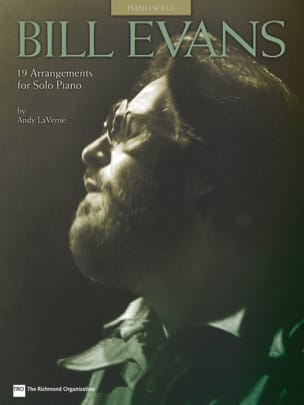 Bill Evans - 19 Arrangements For Solo Piano - Partition - di-arezzo.fr