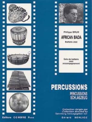 Philippe Brun - African Bada - Partition - di-arezzo.fr