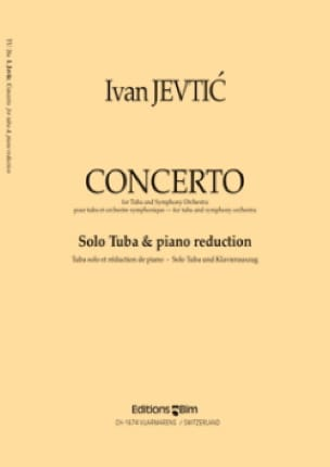 Ivan Jevtic - Concerto - Sheet Music - di-arezzo.co.uk