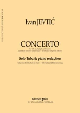 Ivan Jevtic - Concerto - Partition - di-arezzo.fr