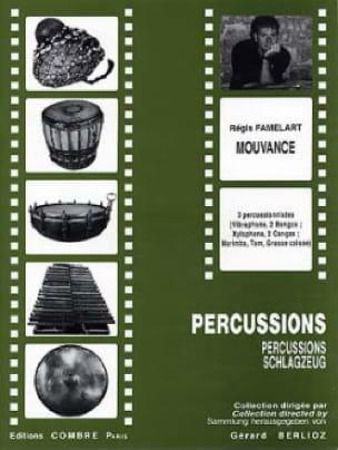 Régis Famelart - Mouvance - Partition - di-arezzo.fr