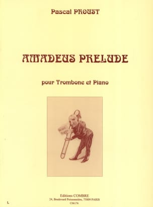 Pascal Proust - Amadeus Auftakt - Noten - di-arezzo.de