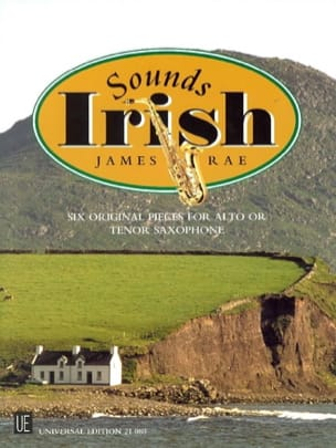 James Rae - Sounds Irish - Partition - di-arezzo.fr