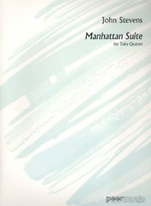 John Stevens - Manhattan Suite - Partition - di-arezzo.fr