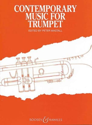 Contemporary Music For Trumpet Partition Trompette - laflutedepan