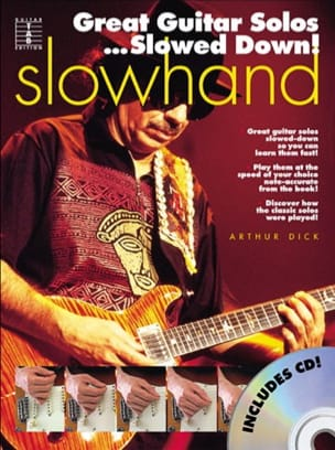 Slowhand - Partition - di-arezzo.co.uk