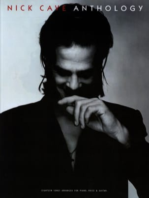 Nick Cave - Anthology - Partition - di-arezzo.fr
