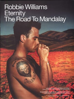 Robbie Williams - Eternity / The Road To Mandalay - Sheet Music - di-arezzo.com