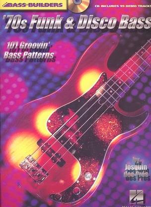 Des Près Josquin - 70er Funk - Disco Bass - Noten - di-arezzo.de