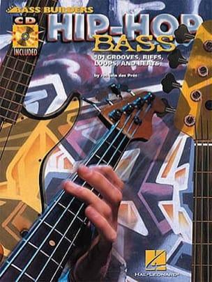 Hip-Hop Bass - Des Près Josquin - Partition - laflutedepan.com