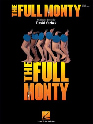 David Yazbek - The Full Monty - Partition - di-arezzo.fr