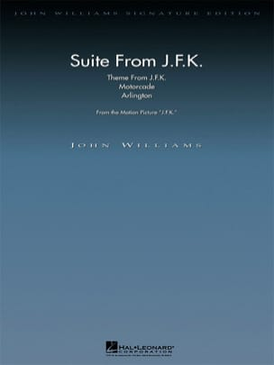 Suite From J.F.K. John Williams Partition laflutedepan