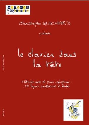 Le Clavier dans la Tête Christophe Guichard Partition laflutedepan