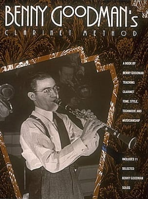 Clarinet Method - Benny Goodman - Partition - laflutedepan.com
