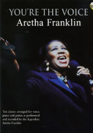 You're The Voice - Aretha Franklin - Partition - laflutedepan.com