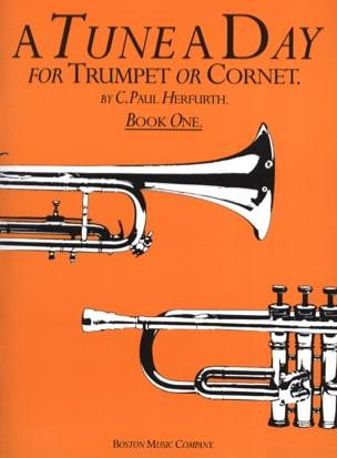 A Tune A Day Book 1 - C. Paul Herfurth - Partition - laflutedepan.com
