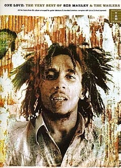 Bob Marley - One Love: The Very Best Of - Partition - di-arezzo.co.uk