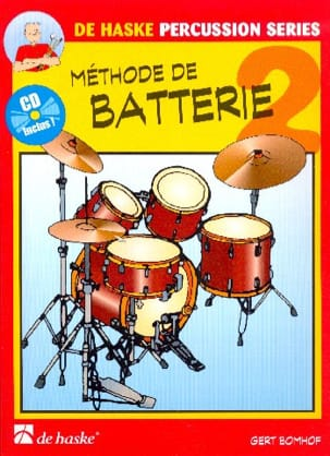 Gert Bomhof - Volume 2 Battery Method - Sheet Music - di-arezzo.com