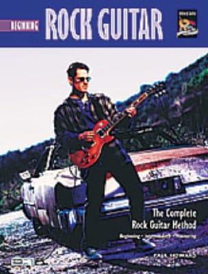 Paul Howard - Rock Guitar Beginning - Partition - di-arezzo.fr