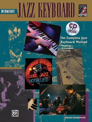 Jazz Keyboard Intermediate - Noah Baerman - laflutedepan.com
