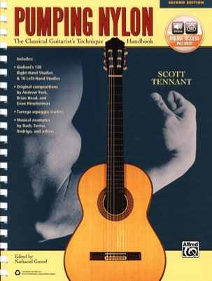 Scott Tennant - Pumping Nylon - 2nd edition - Sheet Music - di-arezzo.co.uk